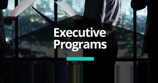 How is the Executive Programs Different from The other Programs?