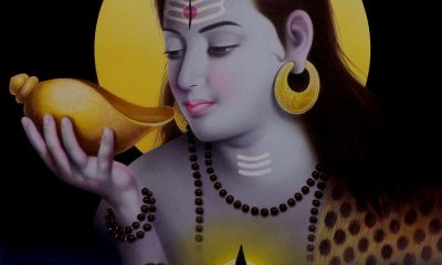 Lord Shiva paintings online