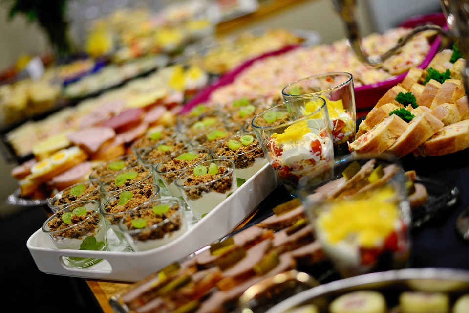 5 Tips to Help You Prepare the Best Menu for Your Next Event