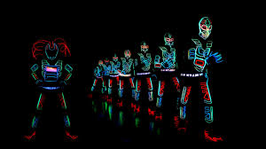 Tron Dance – A Perfect Combination of Led Light, Dance Suit And Dance