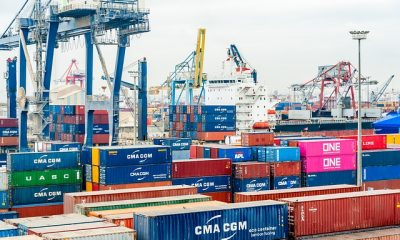 A port where a great part of export and import to Saudi Arabia takes place.