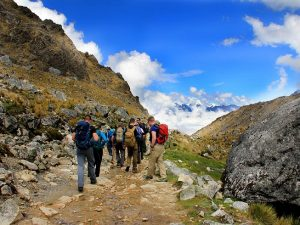 Inca Quarry Trek to Machu Picchu 4 days
