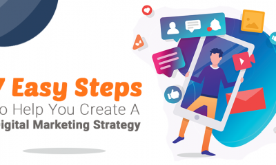 7 Steps Create an Effective Digital Strategy