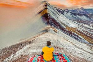 Rainbow Mountain – The Colorful mountain that is from Peru