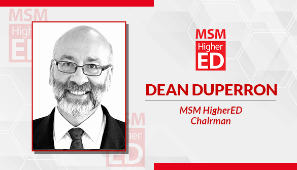 DEAN DUPERRON IS THE NEW CHAIRMAN OF MSM HIGHERED
