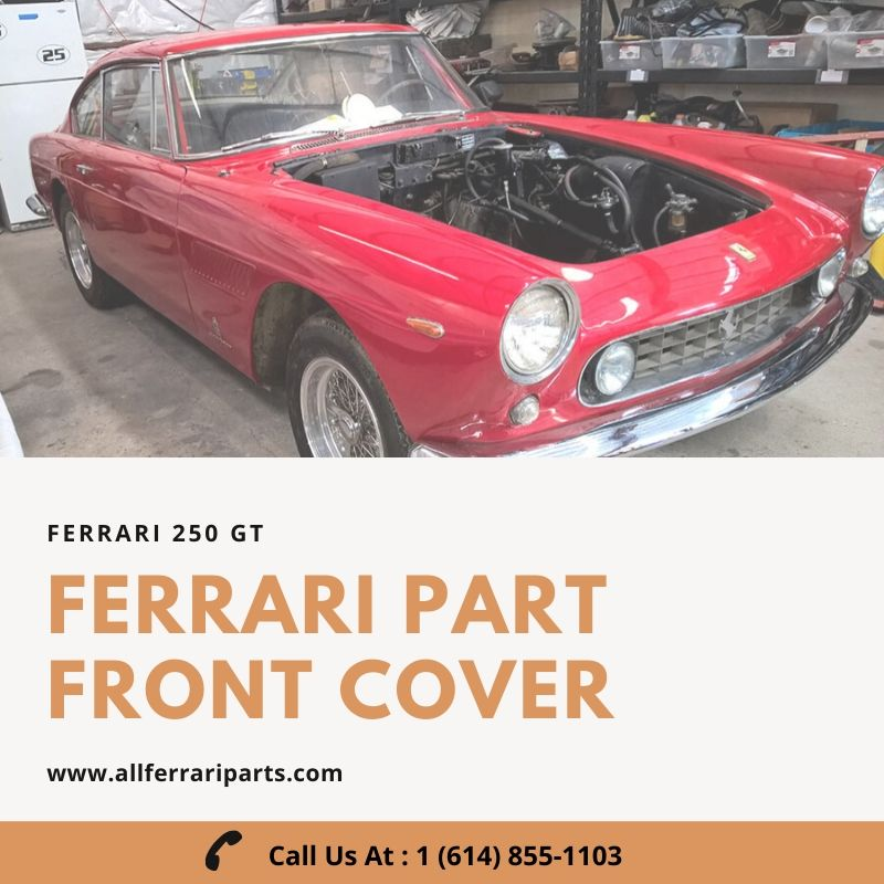 You Can Buy Ferrari Parts At Amazing Rates Now!