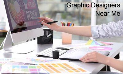Graphic Designers Near Me