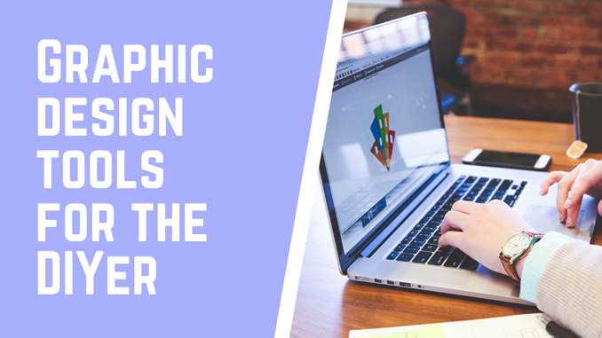 Graphic Design Tools for The Diyer