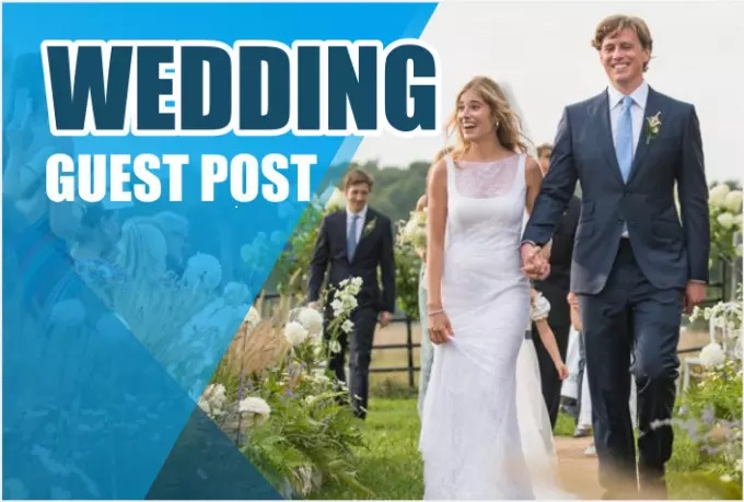 How to make your wedding successful- Guest Post