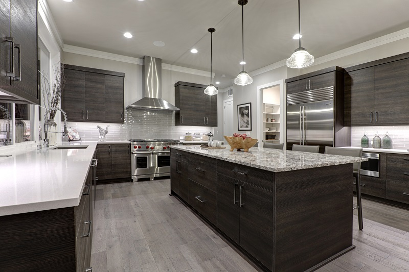 Different Materials Used in Stone Benchtop Kitchen