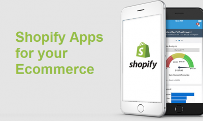 Shopify Apps for your Ecommerce