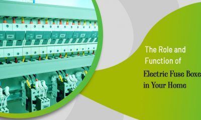 The Role and Function of Electric Fuse Boxes in Your Home