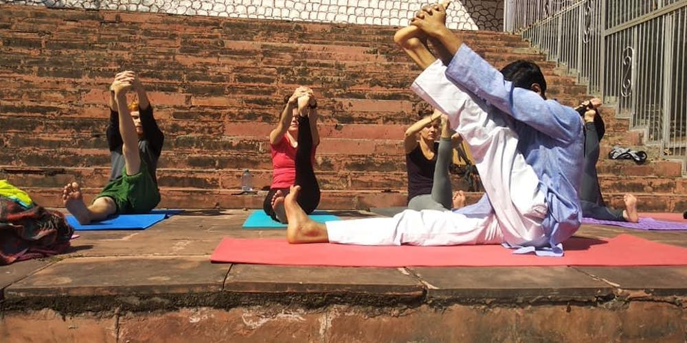 How to Become a Yoga Teacher in India with Scholarship