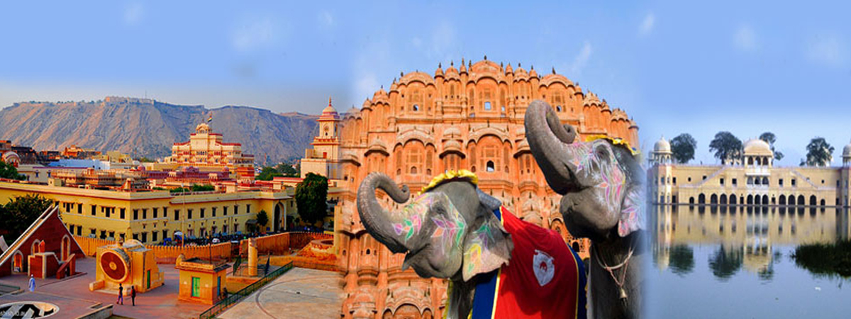 Plan your Golden Triangle Tour 5 Days from New Delhi