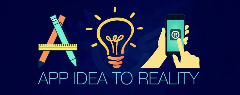 How to convert you App Idea Into Reality