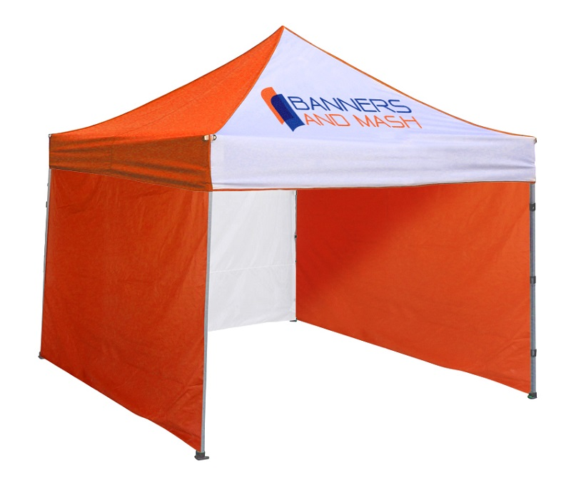 custom branded marquees