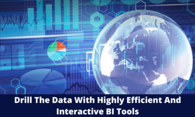 Drill Data With Interactive BI Tools