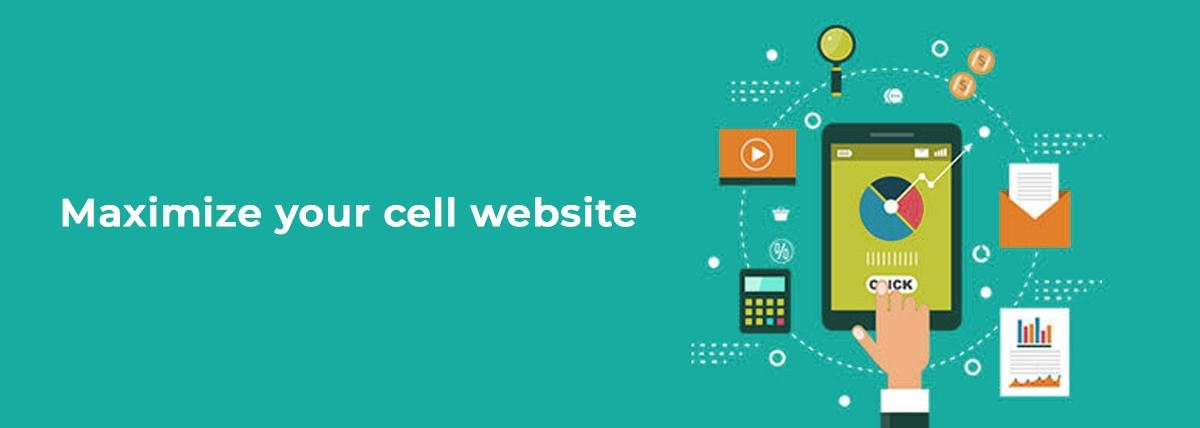 Maximize your cell website