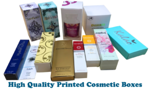 cosmetic packaging - banner