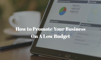 how to promote your business on low budget