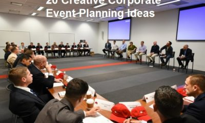 Corporate Event Planning Ideas