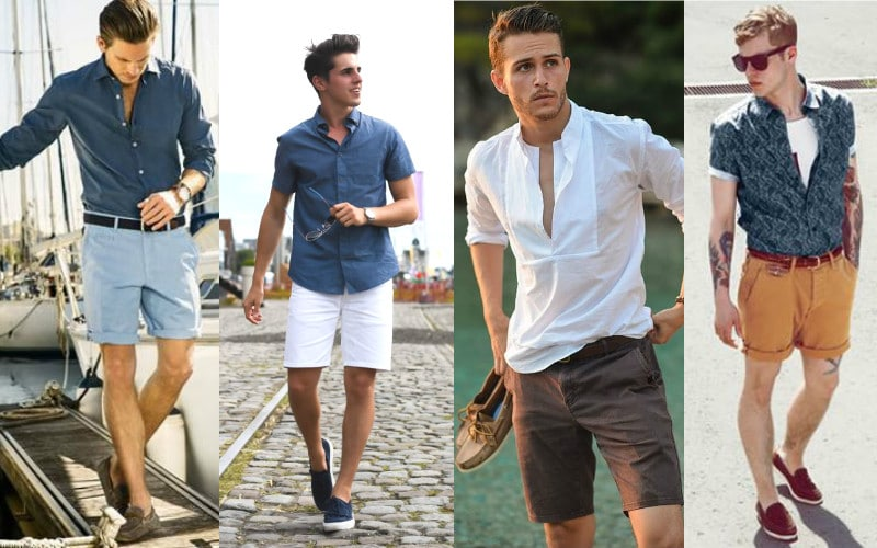 Every Type of Shorts you Should be Wearing