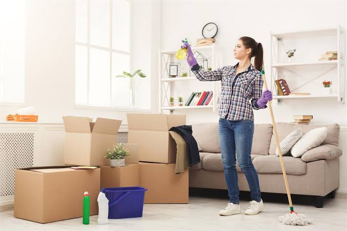 End of Tenancy Cleaning Slough – 5 Major Cleaning Spots