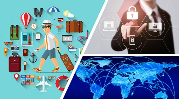 How Entrepreneurs Can Keep Their Private Data Secure While Traveling