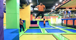 These Are Most Famous Trampoline Park Games