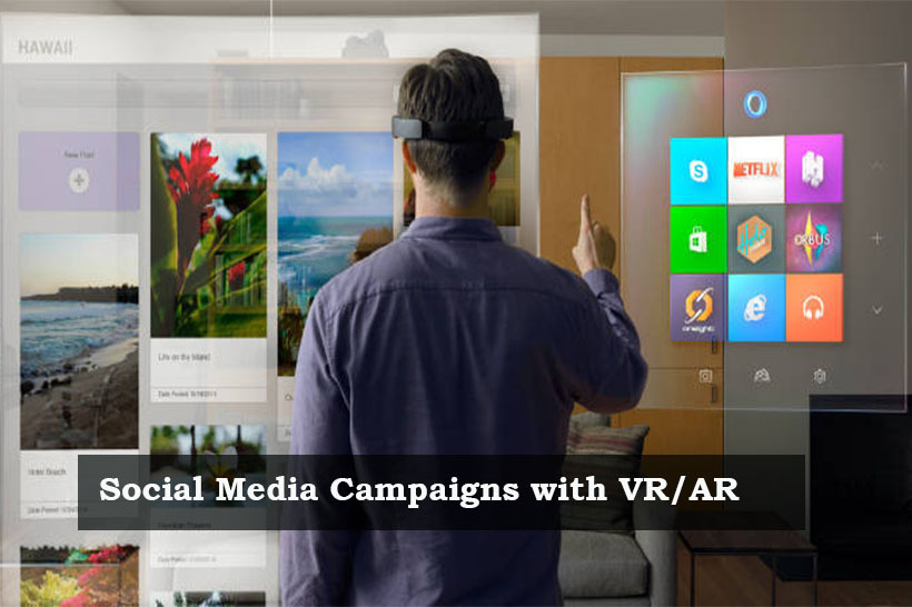 Here's how AR is forging the Future of Social Media! Things That'll Change in 2020?