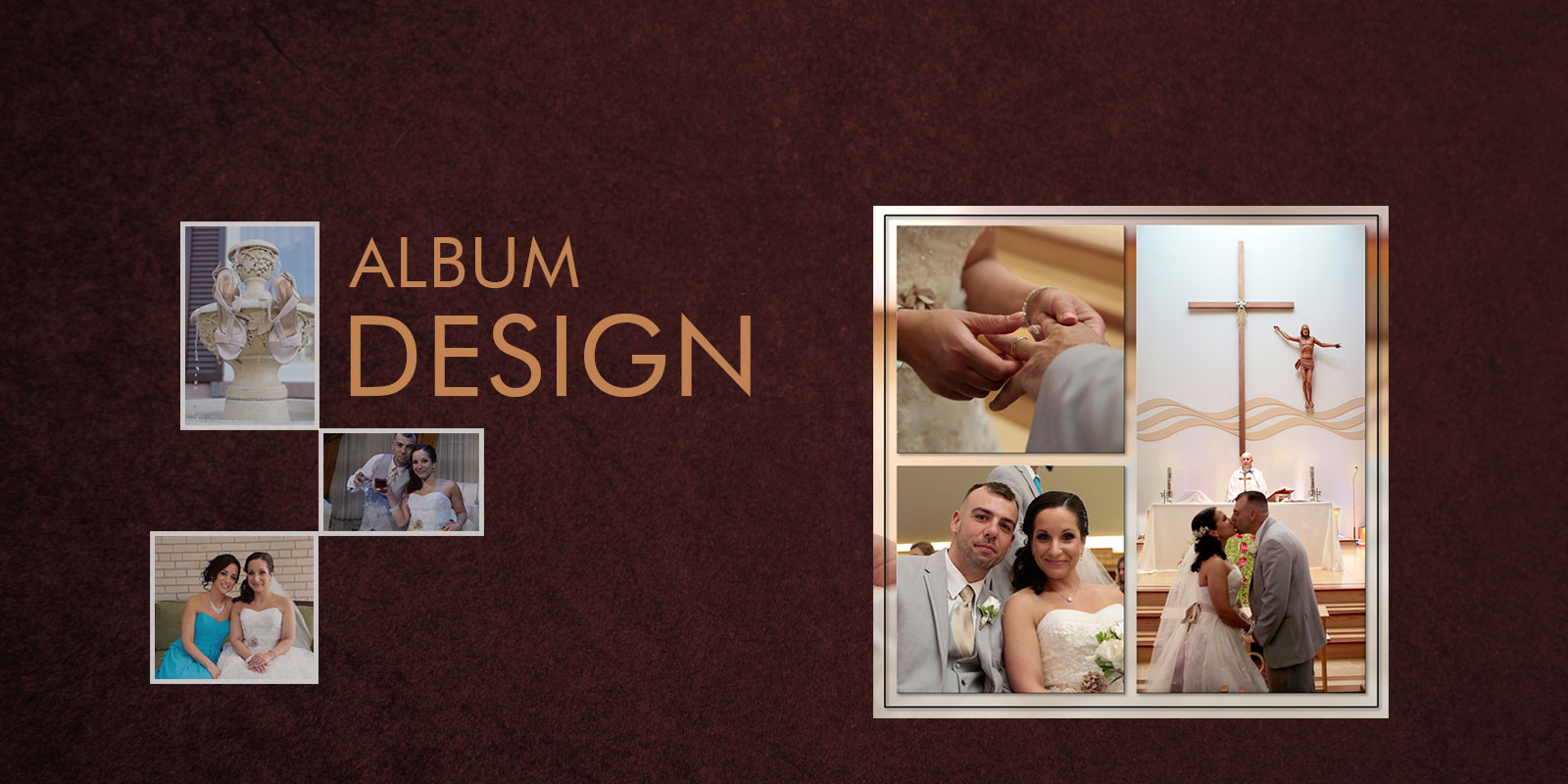 How to Get the Most Out of Your Wedding Album Design?