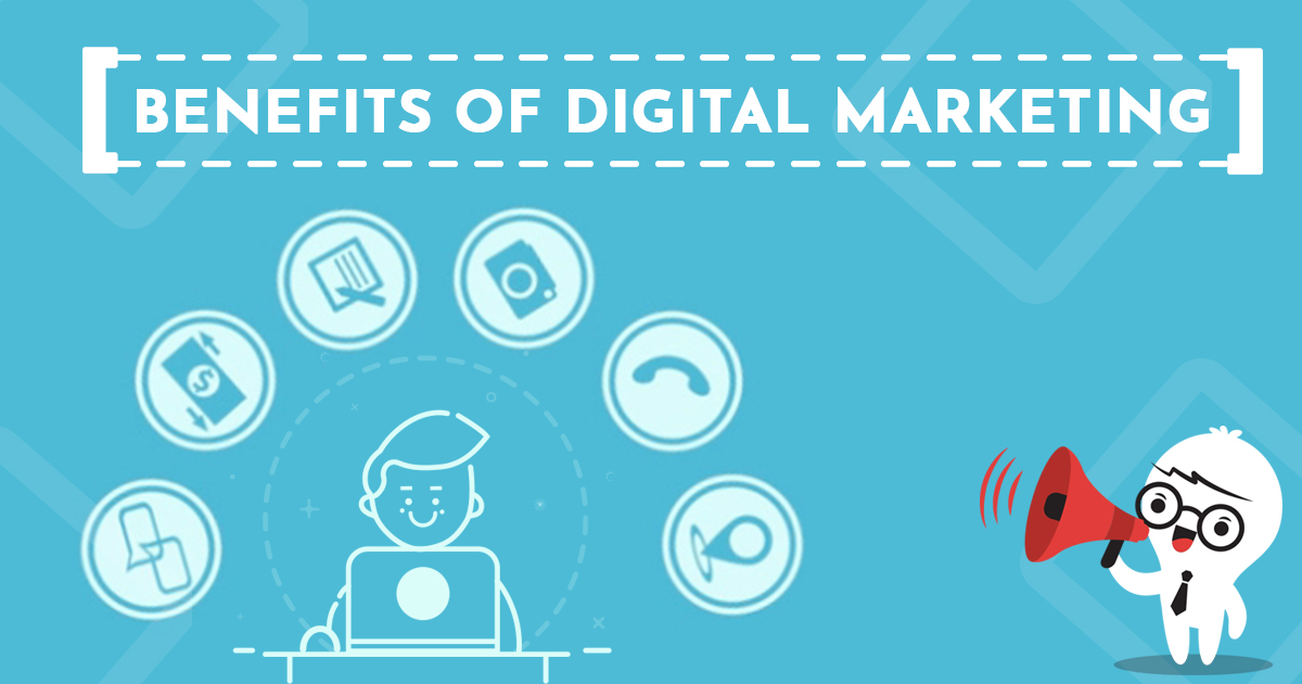 Benefits of Choosing Digital Marketing as a Career