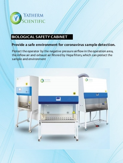 Operation of Biological Safety Cabinet : Use Guidelines