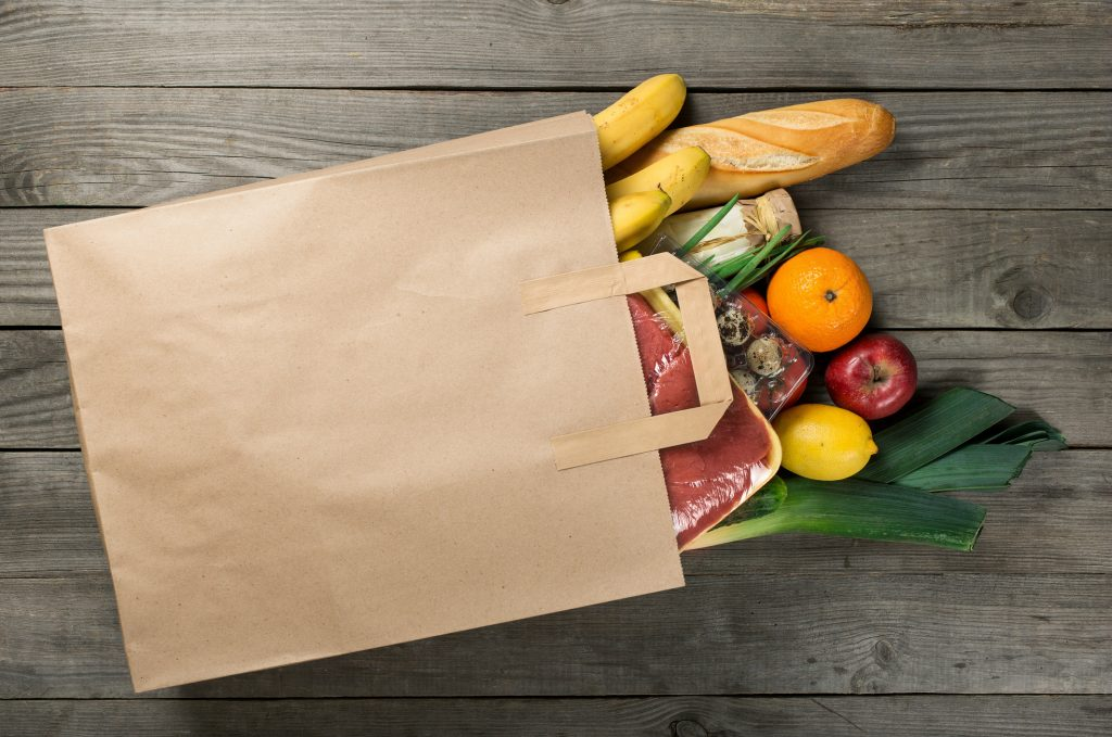 Why Kraft Grocery Bags is used for Preserving your Product