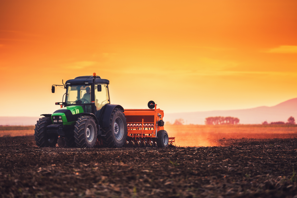Must have agricultural equipment in 2020