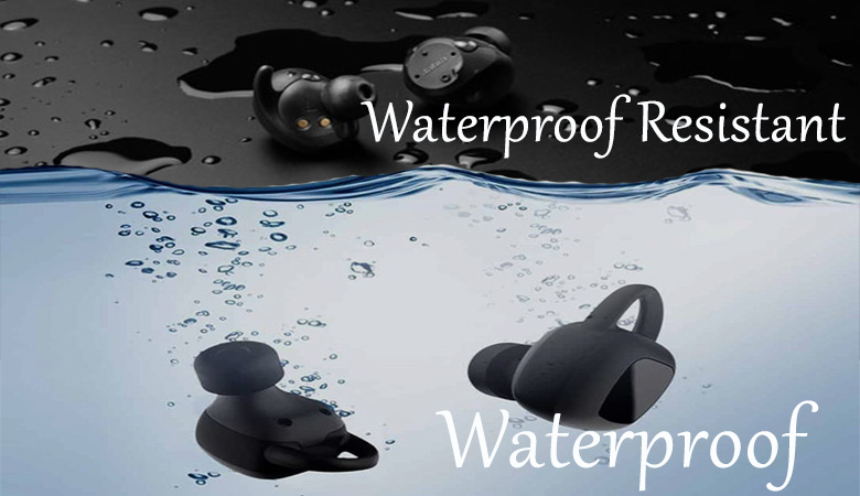 The Difference Between Waterproof and Water Resistant