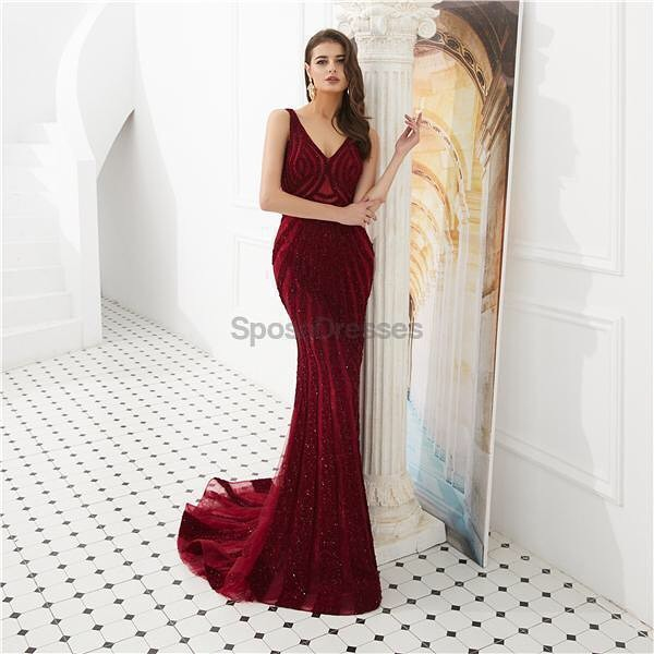 5 Styles for Burgundy Prom Dresses That You Can Pick for You