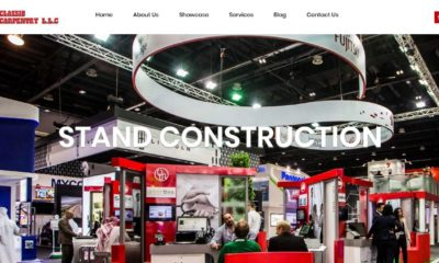 Exhibition stand design and contractors Dubai