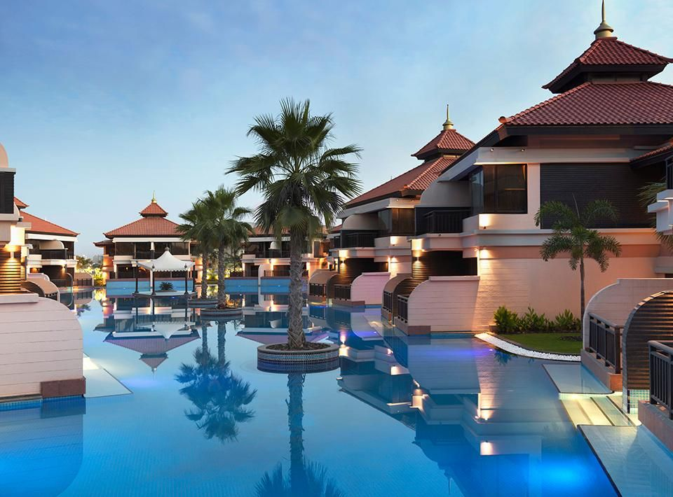 Best Resorts in Africa and the Middle East