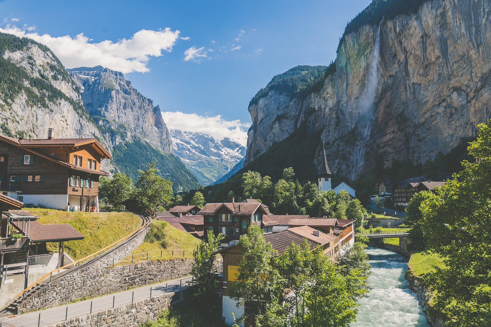 Camping Places In Switzerland – Incredible Mountain Experience