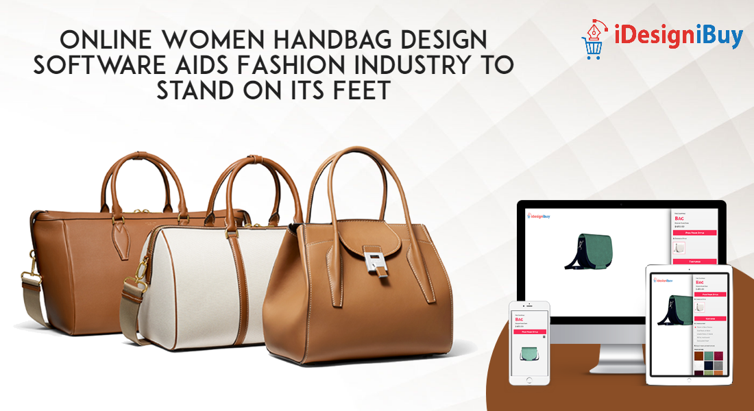 Online Women Handbag Design Software Aids Fashion Industry to Stand on its Feet