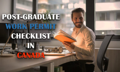 POST-GRADUATE WORK PERMIT CHECKLIST IN CANADA