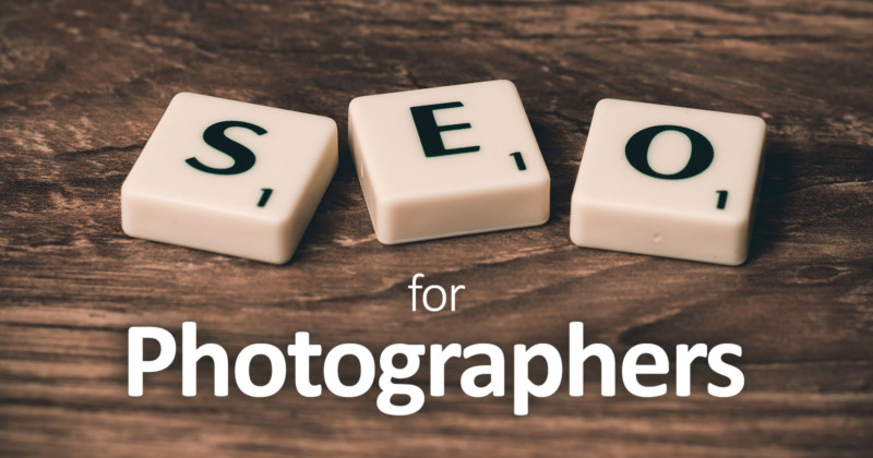 Photography SEO: How to expansion your images