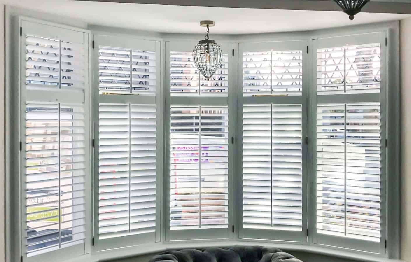 Achieve Privacy and Energy Efficiency with Plantation Shutters