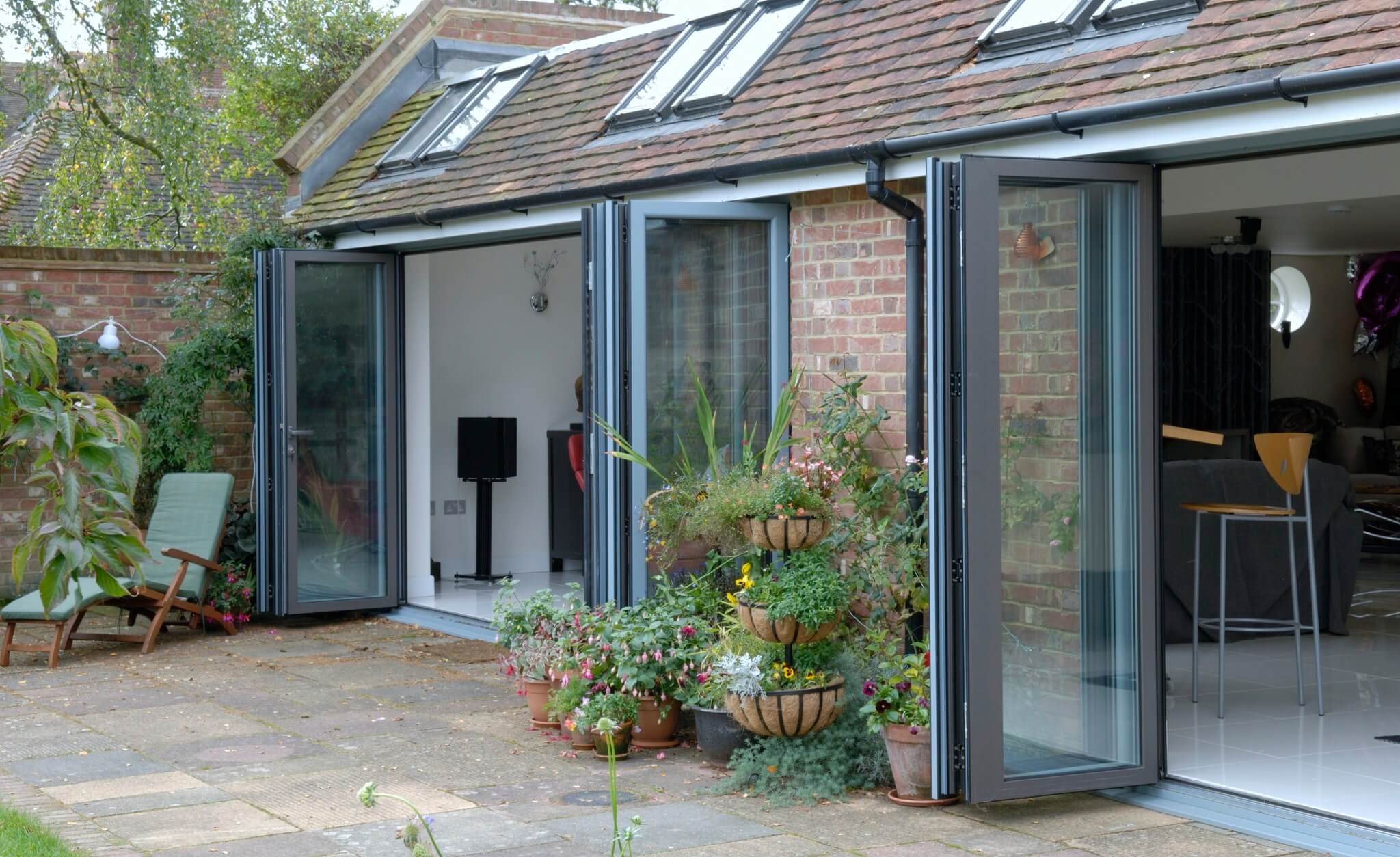 Sliding Bi-Folding Doors Are Turning into an Incredibly Standard In-Home Advancement
