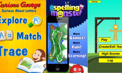 best spelling apps for kids