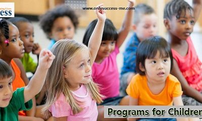 Skill Development Program for Children