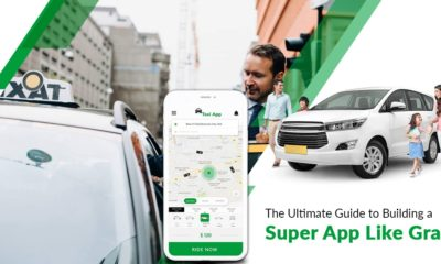 The ultimate guide to building a super app like Grab