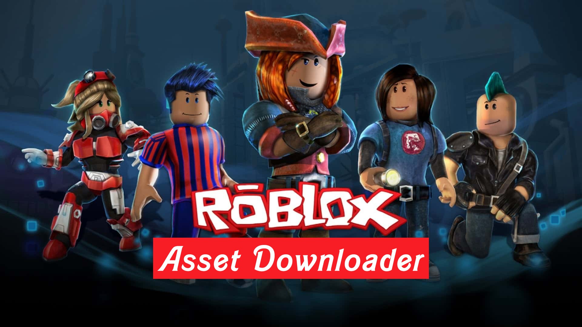 How To Download Any Asset For Free On Roblox With Roblox Asset