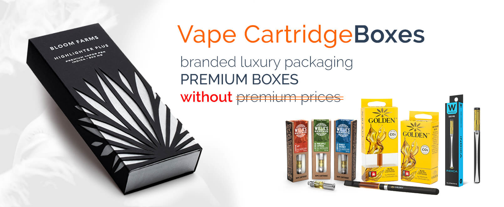 How To Win Buyers And Influence Sales With Vape Boxes?